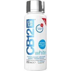 CB12 Mundpflege weiß 250 ml