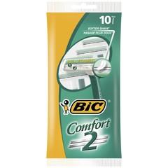 BIC Komfort 2 Rasierklingen 10 Stk
