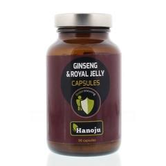 Hanoju Gelée Royale Ginseng 500 mg 90 vcaps