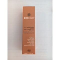 Biosolis Selbstbräunungsspray 100 ml