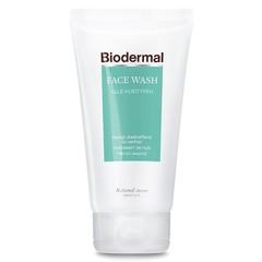 Biodermal Gesichtswäsche 150 ml