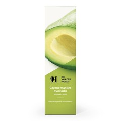 Dr Vd Hoog Crememaske Avocado 10 ml
