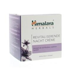 Himalaya Kräuter revitalisierende Nachtcreme 50 ml
