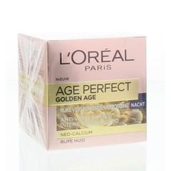 Loreal Alter perfekte Goldzeit Nachtcreme 50 ml