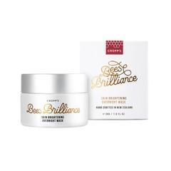 Bees Brilliance Hautaufhellende Nachtmaske 30 ml