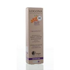 Logona Altersschutz restaurative Nachtcreme 30 ml