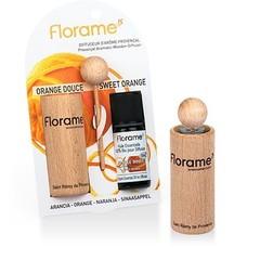 Florame Vaporizer + ätherisches Zimtorangenöl 1 Satz