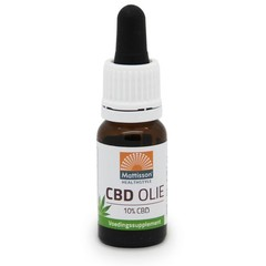 Mattisson CBD-Öl 10% 10 ml