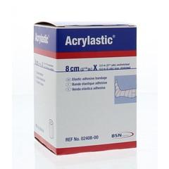 Acrylastic Acrylastisch 8 cm x 2,5 Meter 2408 1 Stck