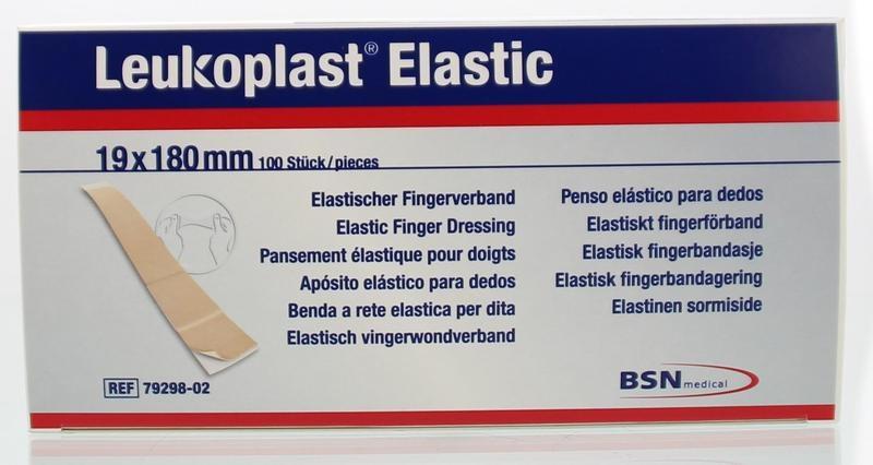 Leukoplast Leukoplast Fingerpflaster elastisch 100 Stk 100 Stück