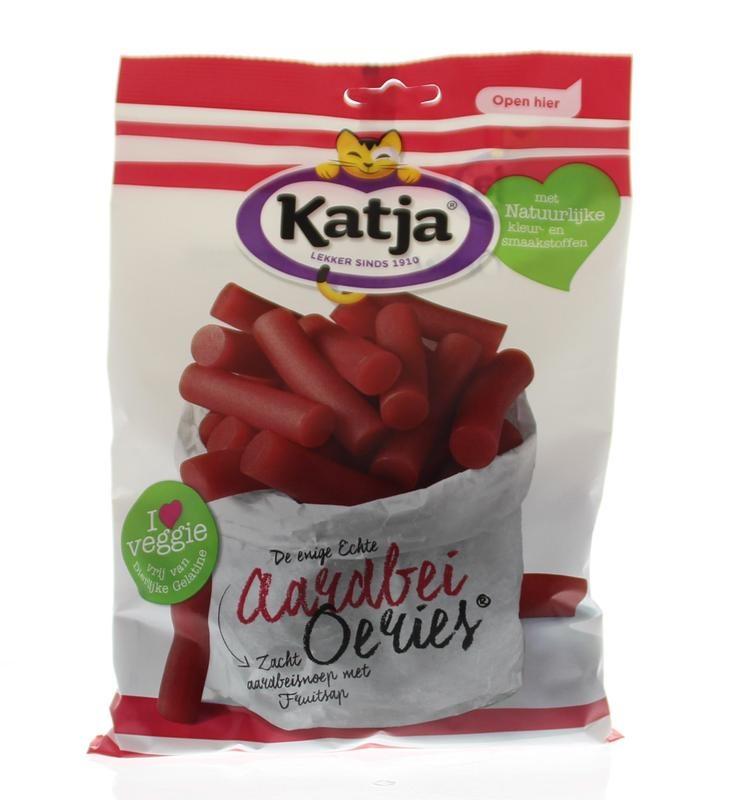 Katja Katja Oeries Erdbeere 275 Gramm 275 Gramm