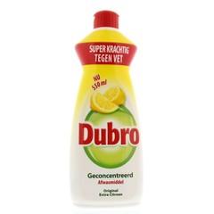 Dubro Waschen Sie zusätzliche Zitrone 550 ml