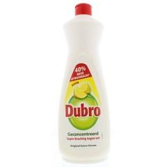 Dubro Waschen Sie zusätzliche Zitrone 900 ml