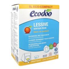 Ecodoo Waschmittel Pfirsichbeutel in Box 5 Liter