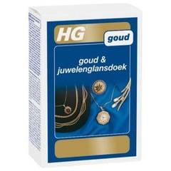 HG Gold und Schmuck Glanz Stoff 1 Stk