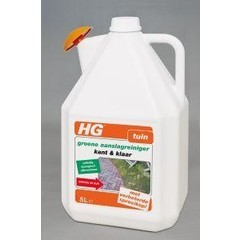 HG Grüner Schuppenreiniger fertig 5 Liter