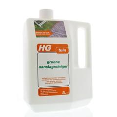 HG Grüner Ablagerungsreiniger 2 Liter