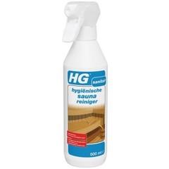 HG Hygienischer Saunareiniger 500 ml