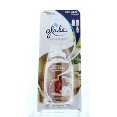 Glade BY Brise Sense & Spray füllen Bali Jasmin Brise 18 ml nach