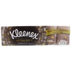 Kleenex Ultrasoft Taschentuch 10 Stk