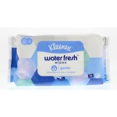 Kleenex Wasser frische Tücher sanft 40 Stk