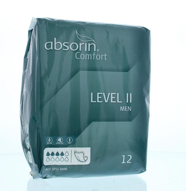 Absorin Absorin Komfort Männer Stufe 2 12 Stück 12 Stück