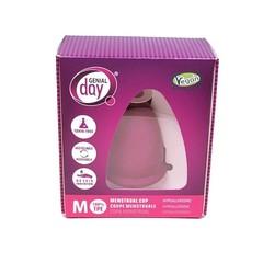 Gentle Day Menstruationstasse M 1 Stck