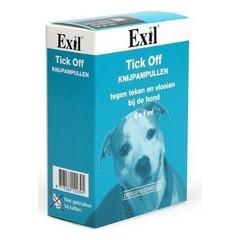 Exil Häkchen auspressen Ampullenhund 1 ml 6 Ampullen