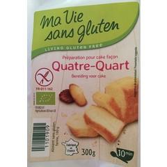 Ma Vie Sans Quartre Quart Kuchenmischung 300 Gramm