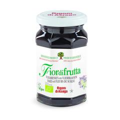Fiordifrutta Holunderblüten-Holunder-Marmelade 250 Gramm