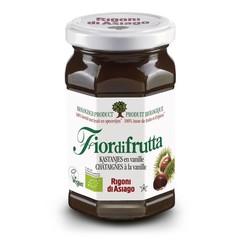 Fiordifrutta Edelkastanien-Vanille-Marmelade 250 Gramm