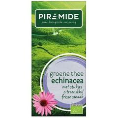 Piramide Grüner Tee Echinacea 40 Gramm