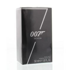 James Bond Sieben Eau de Toilette 50 ml