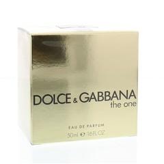 Dolce & Gabbana Das eine Eau de Parfum Vapo weiblich 50 ml