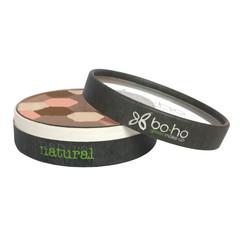 Boho Cosmetics Kompaktes Pulvermosaik vegan 9 Gramm