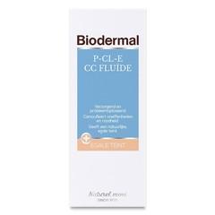 Biodermal P CL E CC-Flüssigkeit 50 ml getönt