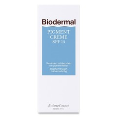 Biodermal Pigmentcreme SPF15 50 ml