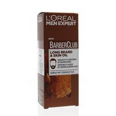 Loreal Barber Club Langbart & Hautöl 30 ml