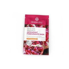 Dermasel Granatapfelmaske mit Antioxidantien 12 ml