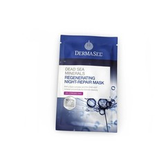 Dermasel Nächtliche Regenerationsmaske 12 ml