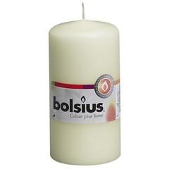 Bolsius Stumpenkerze 120/60 Elfenbein 1 Stk
