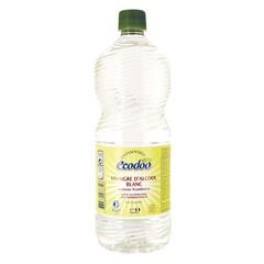Ecodoo Weißer Alkoholessig mit Himbeerduft 1 Liter