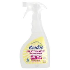 Ecodoo Weißer Alkoholessig mit Himbeerduft 500 ml