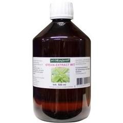 Cruydhof Stevia-Extrakt weiß 500 ml