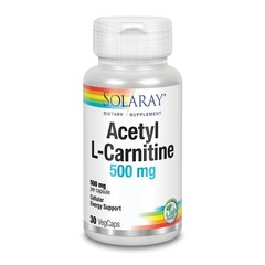 Acetyl L-Carnitin 500 mg 30 vcaps