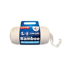 Bambus Erdnusskissen (weiß) 1 Stck