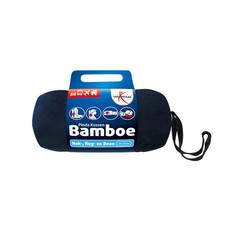 Bambus Erdnusskissen (blau) 1 Stck