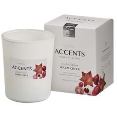 Akzente Duftkerze warm jubeln 1 Stk