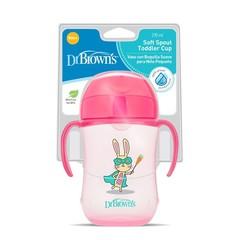 Tasse Superheld Pink 270 ml 1 Stk