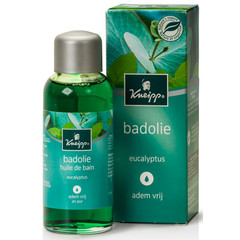 Badeöl Eukalyptus 100 ml